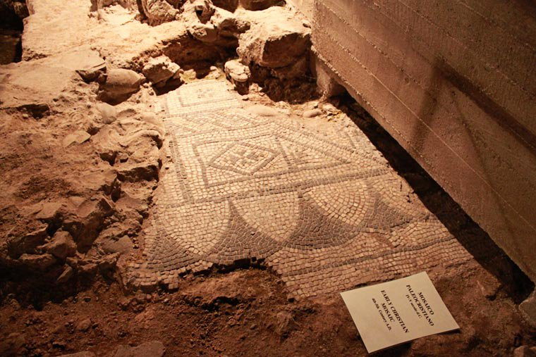 Early Christian Mosaic