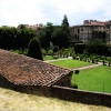 From Lucca's city walls