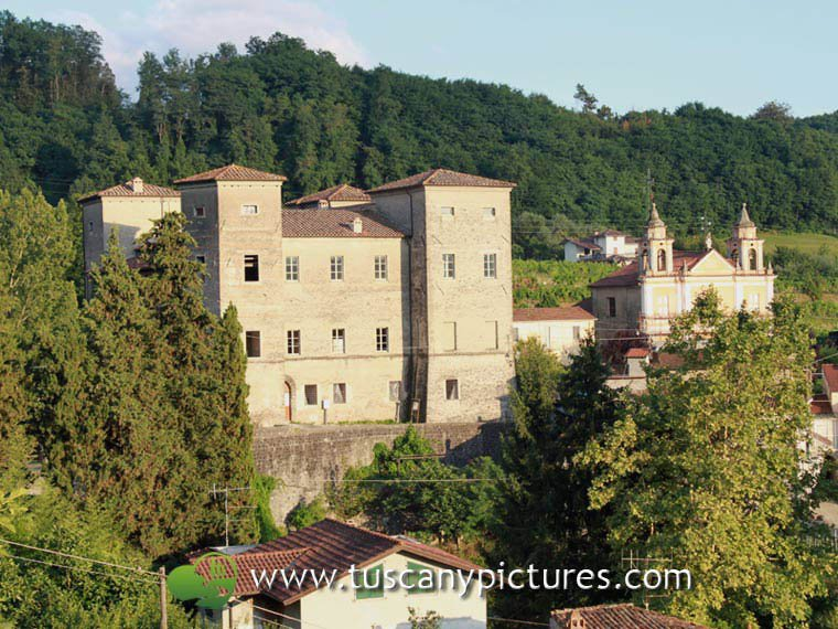 Castle of Pontebosio