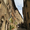 Streets in Volterra